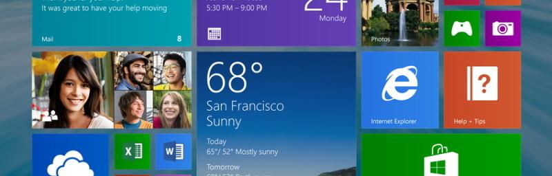 Дата выхода Windows 8.2 и новая политика Microsoft