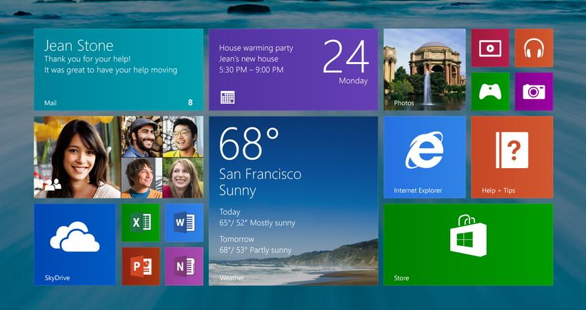 windows 8.2 дата выхода