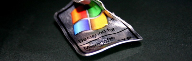 Уязвимость Windows 8 ниже чем у Windows XP