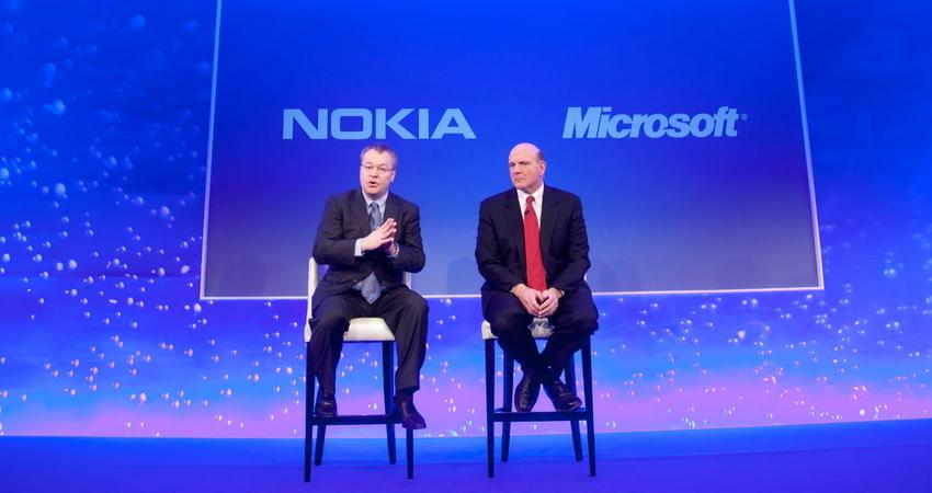 Сделка Microsoft и Nokia