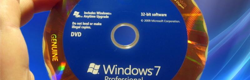 Как переустановить Виндовс 7 на ноутбуке