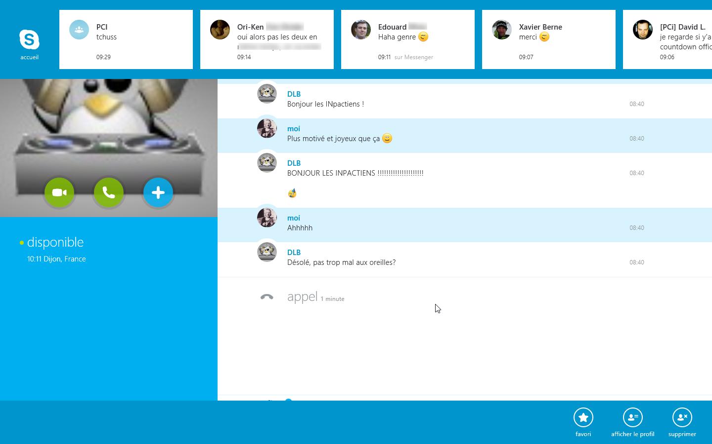 skype windows 8 bureau installer skype pour bureau 28 images ajouter un logiciel sous linux